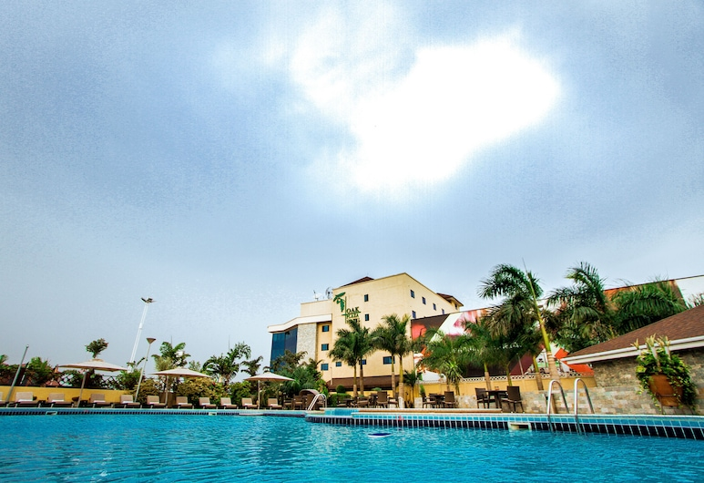 Oak Plaza Hotel, East Airport, Accra, Baseins