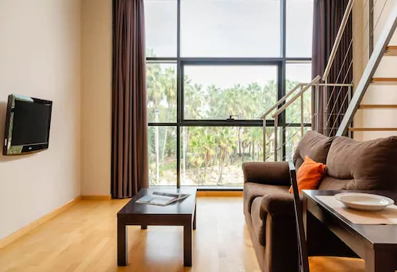 Aparthotel Wellness, Paterna, Dúplex, Habitación