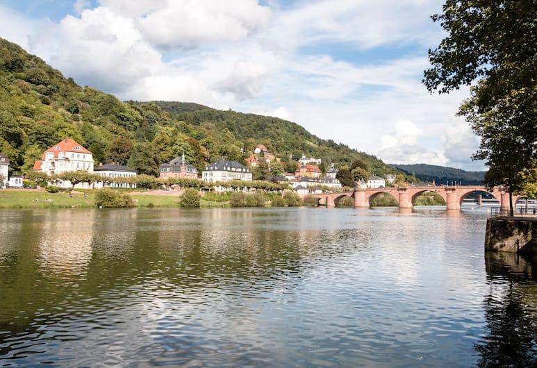 Hotel Villa Marstall, Heidelberg, Terrein van accommodatie