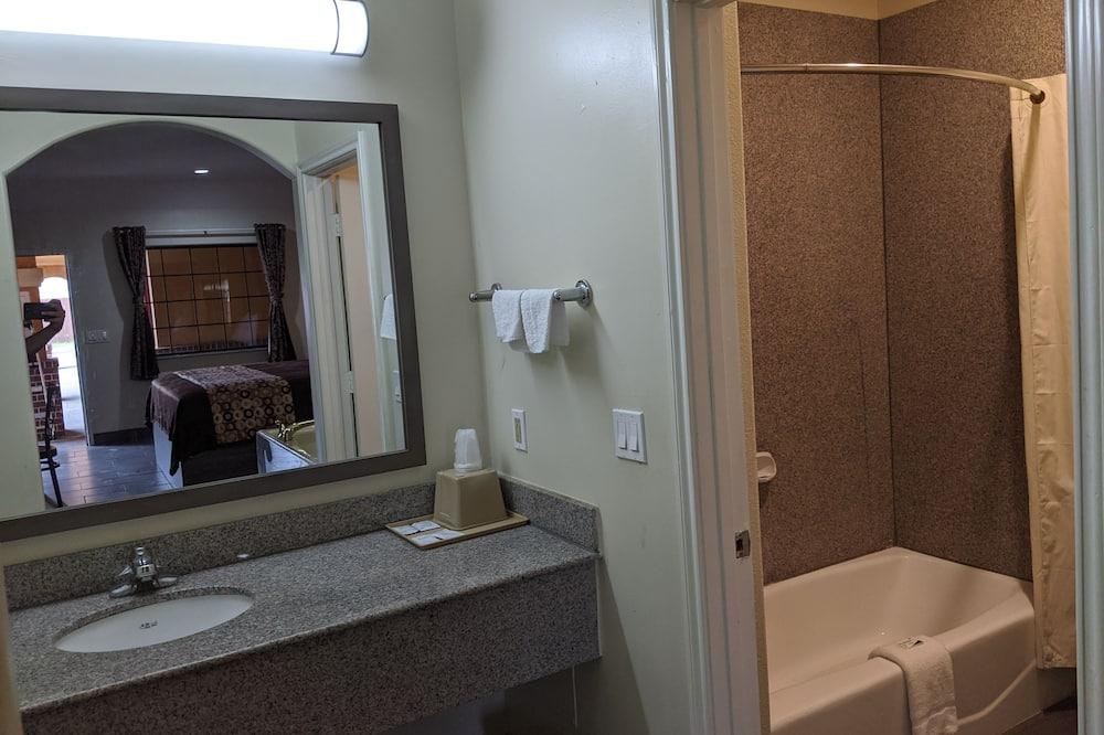 스탠다드 싱글룸 - 욕실