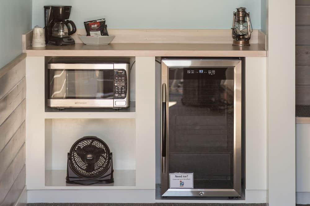 Štandardná izba, 1 veľké dvojlôžko - Minichladnička