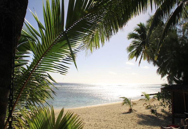 Castaway Resort, Rarotonga, Strand
