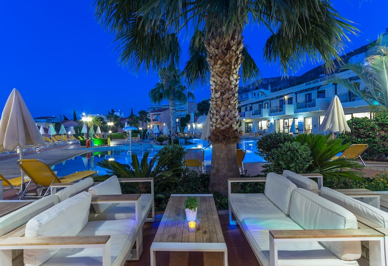 Asterias Village Resort, Hersonissos, בר