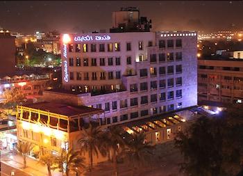 Gambar Captain's Hotel di Aqaba