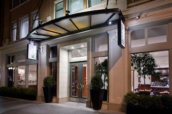 Foto van Hotel Rialto in Victoria