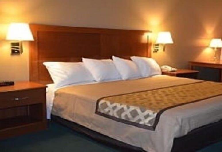 Brookshire Inn & Suites, פייקוויל, חדר אקונומי יחיד, 2 מיטות זוגיות, חדר אורחים