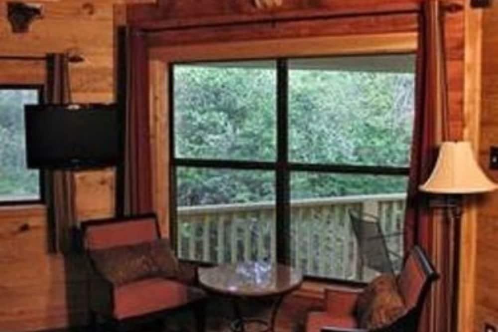 Zimmer, eigenes Bad (Meadow's Edge) - Wohnbereich