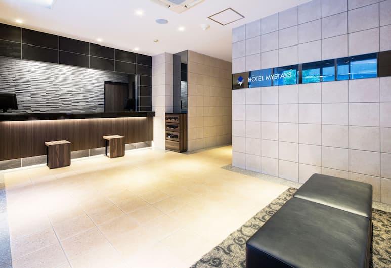 Hotel MyStays Kanda, Tokyo, Lobi