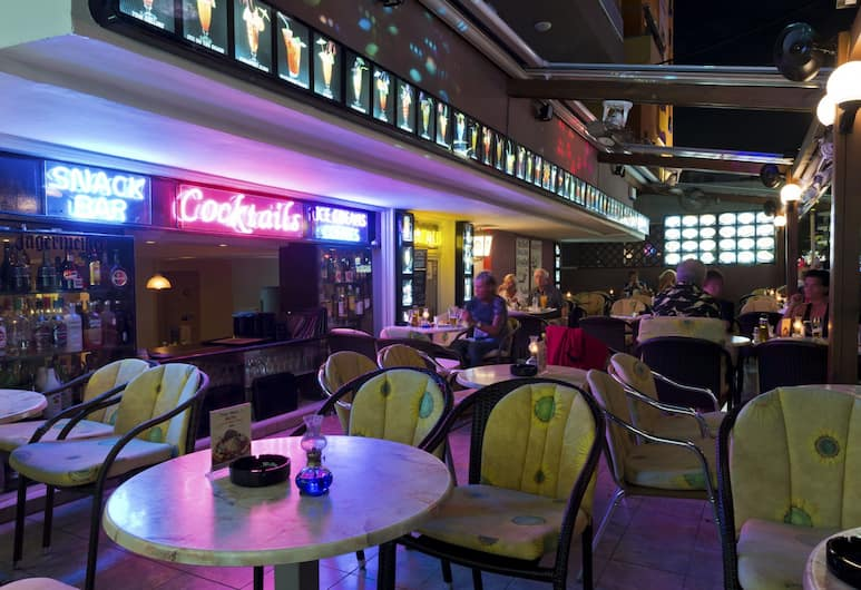 Amaryllis Hotel, Rodosz, Hotel lounge
