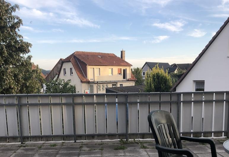 Hotel Alt Holzhausen , Bad Pyrmont, Terraza