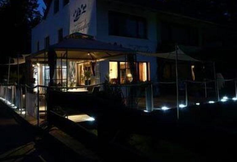 Hotel Waldsegler Garni, Bad Sachsa, Hotel Front – Evening/Night