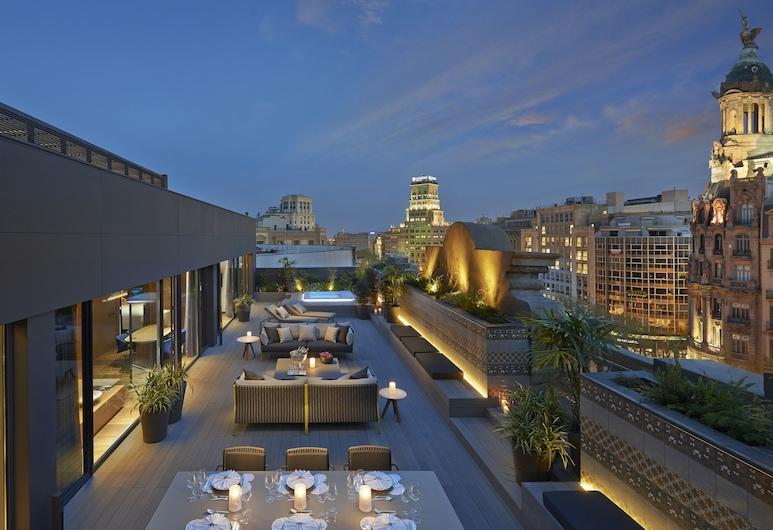 Mandarin Oriental, Barcelona, Barcelona, Suite, 1 kingsize-seng (Barcelona), Gjesterom
