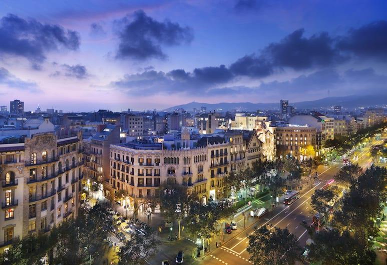 Mandarin Oriental, Barcelona, Barcelona, Aerial View