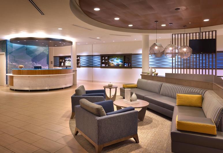 SpringHill Suites by Marriott Rexburg, Рексбург, Фойє