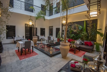 Picture of Riad Villa Wengé in Marrakech