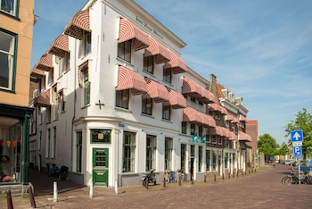 Foto van City Hotel Nieuw Minerva in Leiden