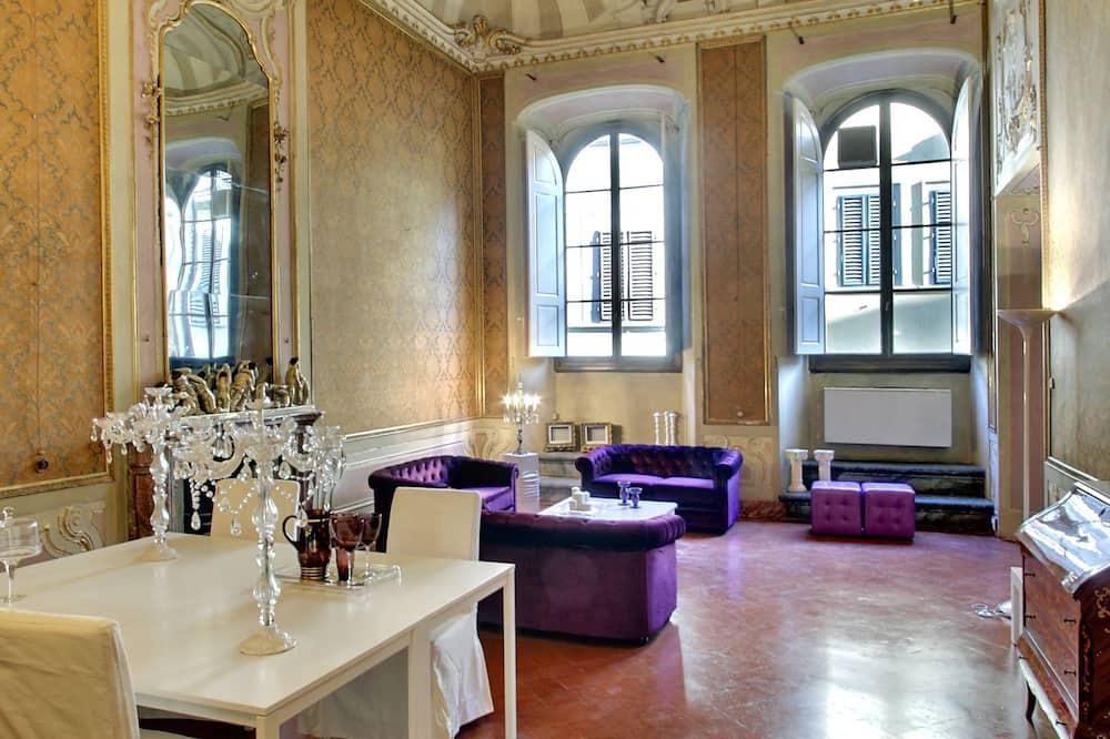 Luxury-Suite - Wohnzimmer