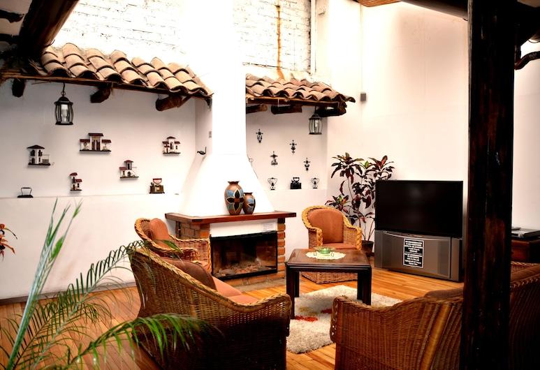 Casa Ordoñez, Cuenca, Lobby Lounge