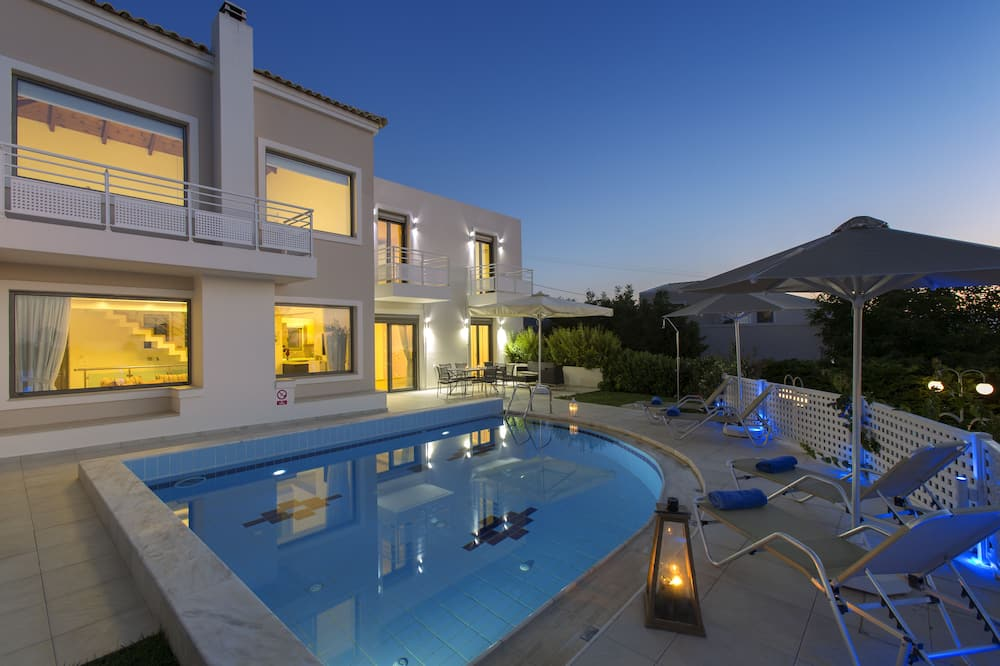 Villa - privat pool (Antonios) - Privat pool