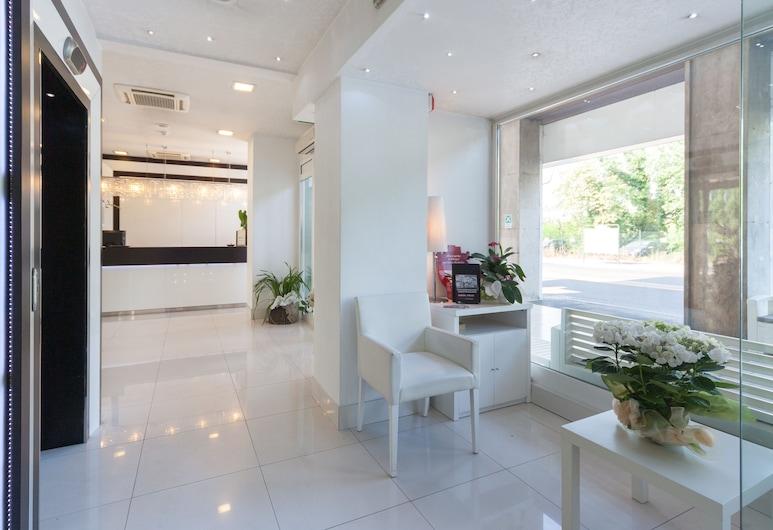 Suite Hotel Elite, Bolonha, Sala de Estar do Lobby
