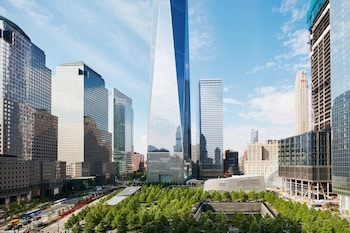 Foto del World Center Hotel en Nueva York