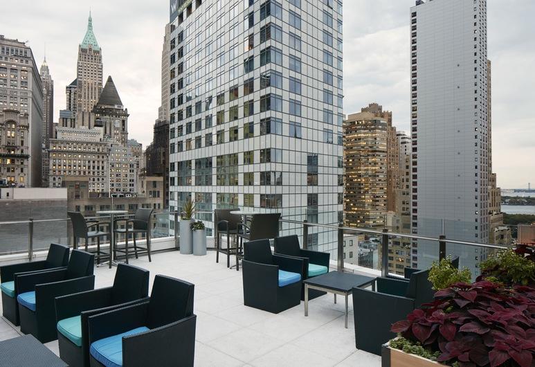Club Quarters Hotel, World Trade Center, New York, Terrace/Patio