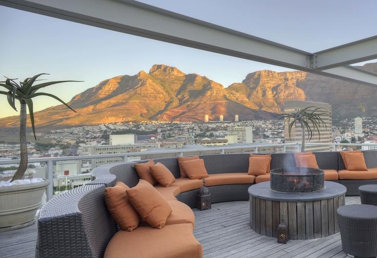 Taj Cape Town, Ciudad de El Cabo, Suite presidencial, 2 habitaciones, vista a la montaña (2 Bedrooms), Terraza o patio