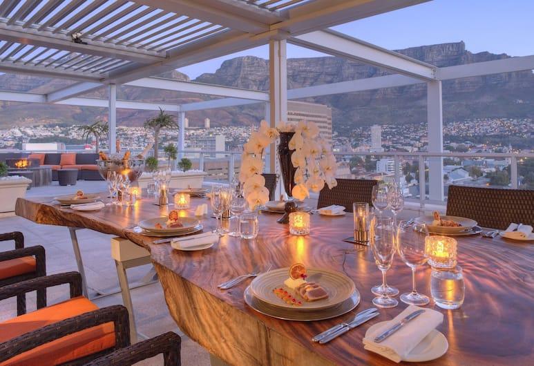 Taj Cape Town, Cape Town, Presidential Suite, 2 Bedrooms, Mountain View (2 Bedrooms), Terrace/Patio