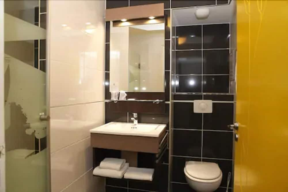 Prestige room with Terrace - Bathroom