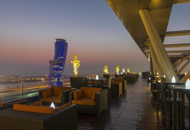 Aloft Abu Dhabi, Abú Zabí, Reštaurácia