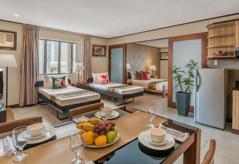โรงแรมคิมเบอร์ลีมะนิลา, มะนิลา, Executive Family (4 Adults Max), ห้องพัก