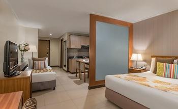 マニラ、ホテル キンバリー マニラの写真