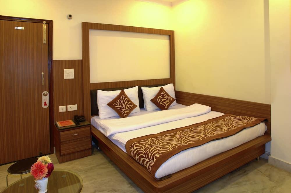 Basic-Zimmer, 1 Doppelbett - Wohnzimmer