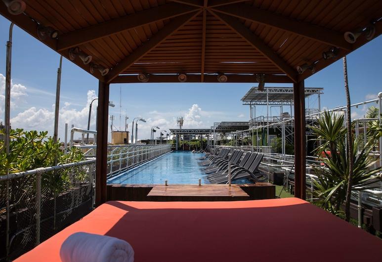 라 레이나 로하 호텔 부티크, 플라야 델 카르멘, 수영장
