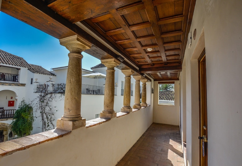 Las Casas de la Juderia Hotel, Córdoba, Classic-Zimmer, Balkon