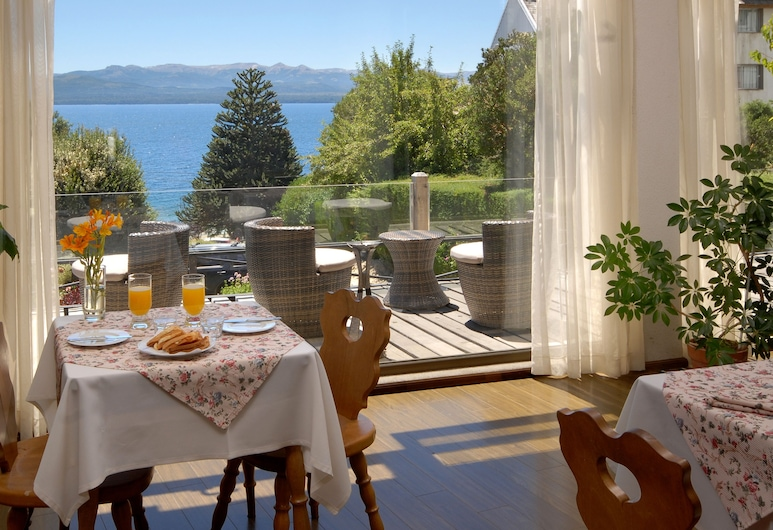 蒂羅爾酒店, San Carlos de Bariloche, 大堂