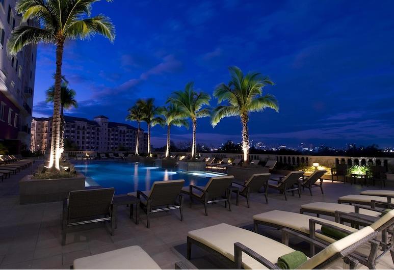 Manila Marriott Hotel, Pasay, Outdoor Pool