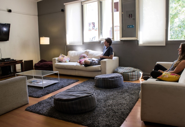 Hostal Forestal, Santiago, Sala de estar