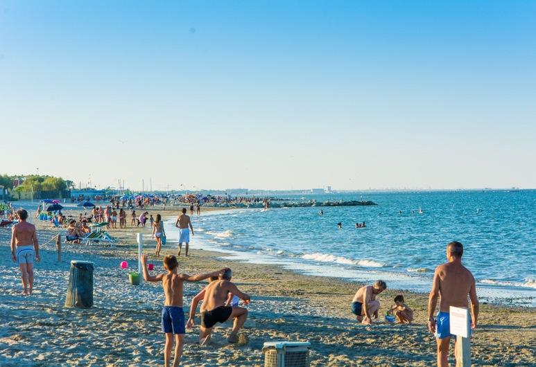 Costa Paradiso, Равенна, Пляж