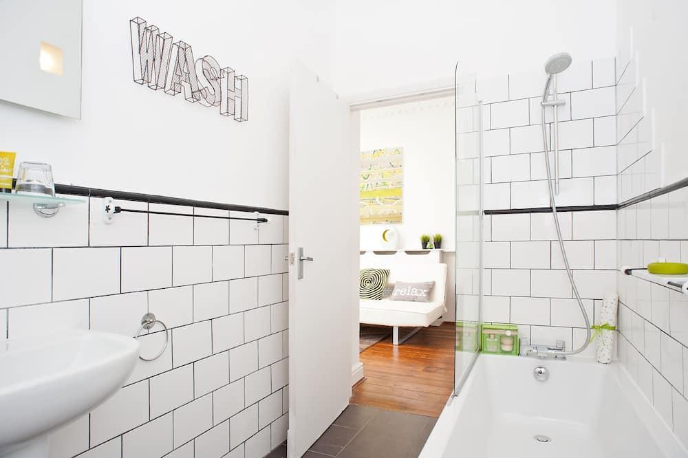 Superior Suite, Sea View - Bathroom