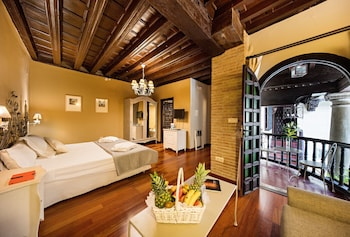 A(z) Palacio Mariana Pineda Hotel hotel fényképe itt: Granada