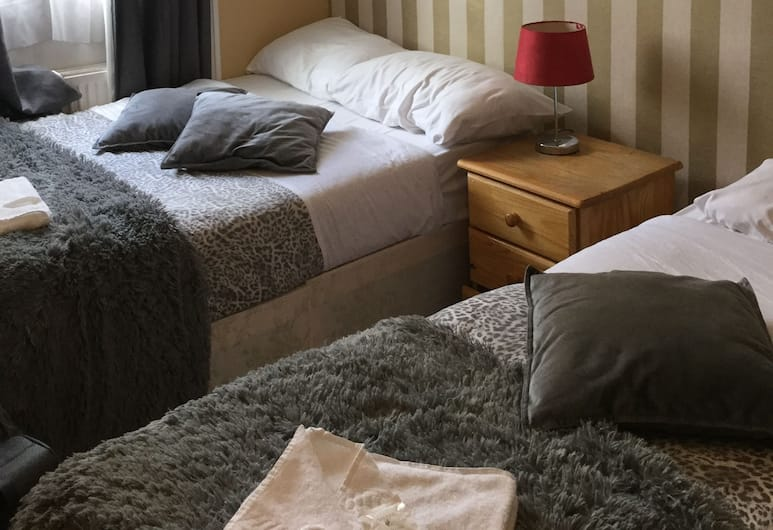 London Hotel Paddington, London, Dobbeltrom – standard, eget bad, Gjesterom