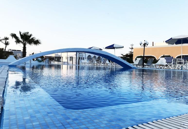 Villa Agas, Santorini, Outdoor Pool