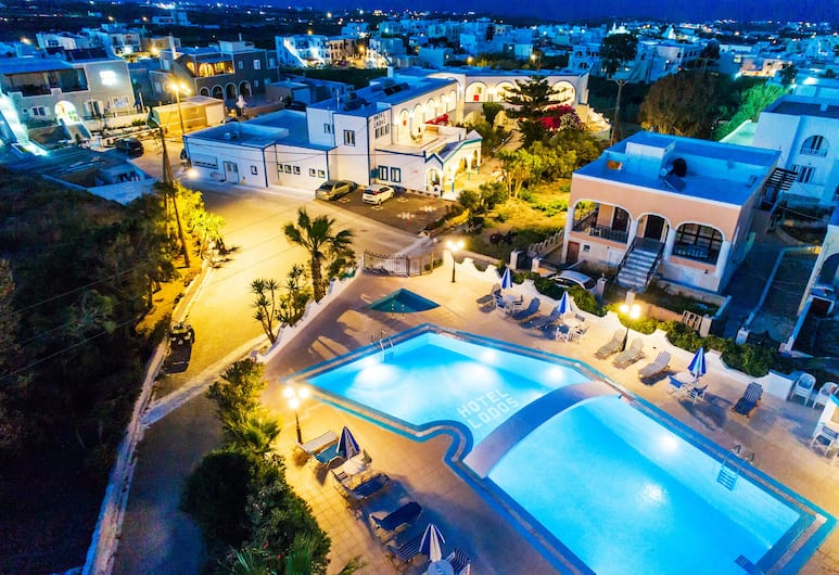 Villa Agas, Santorini, Outdoor Pool