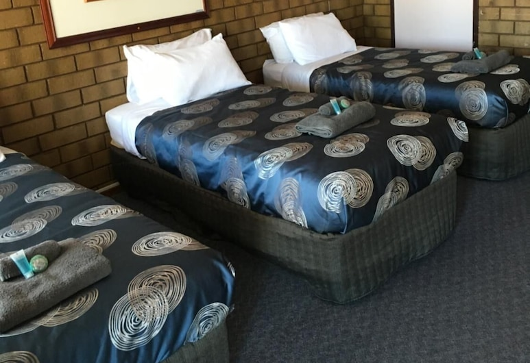 Airport Whyalla Motel, Whyalla Norrie, Quarto