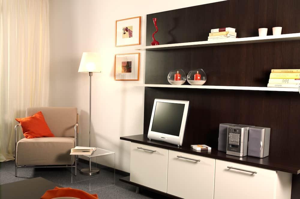 S+ Studio - Bilik Rehat