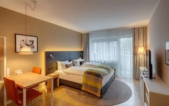 A(z) Frederics München City Schwabing hotel fényképe itt: München