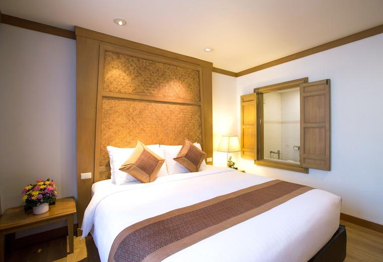 Tarntawan Surawong Bangkok, Bangkok, Corner Suite, Guest Room