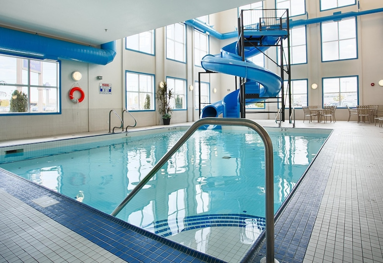 Best Western Plus South Edmonton Inn & Suites, Edmonton, Piscine
