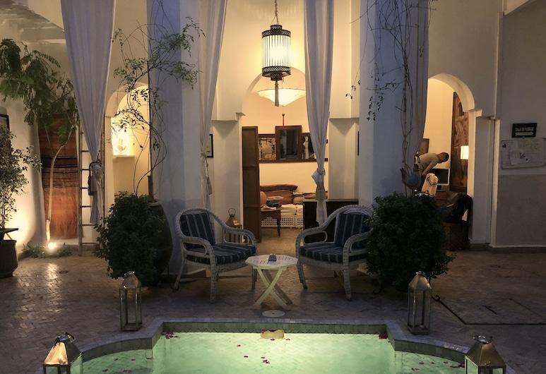 瑞德樂考柏爾酒店, 馬拉喀什